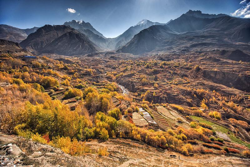 Muktinath Valley